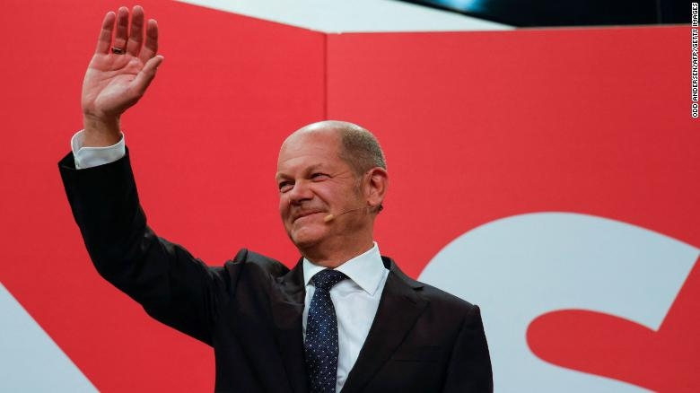 The Social Democratic Party wins the majority of seats