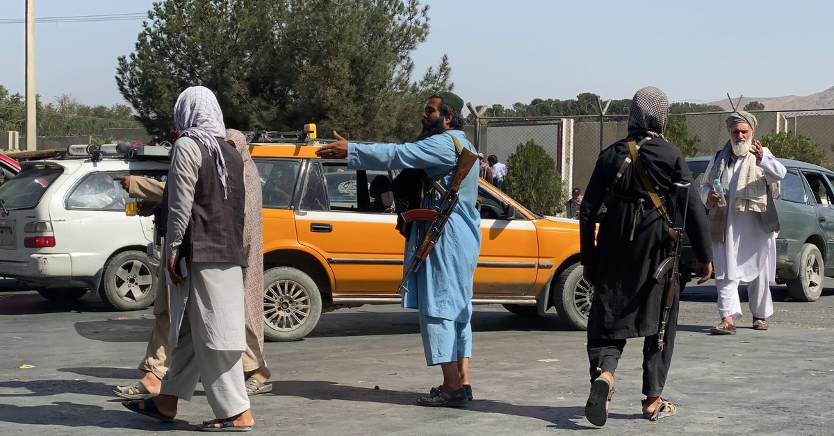 The ambush that happened to him like me at the hands of the Taliban: They promised to help him, but they beat and raped him