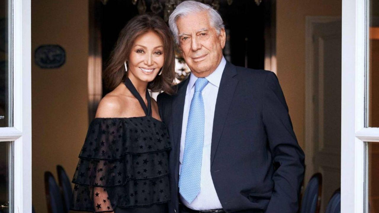 This was a love story between Isabel Preysler and Mario Vargas Llosa