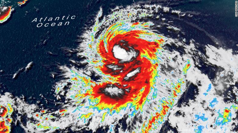 Truck strengthens to Hurricane Type 2