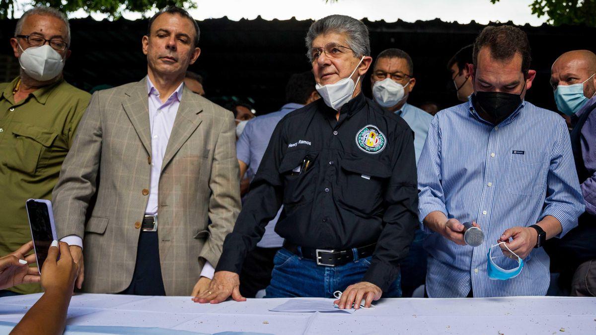 Un Nuevo Tiempo: Venezuelan opposition announces list of unity to face Chavismo in November regional elections    International