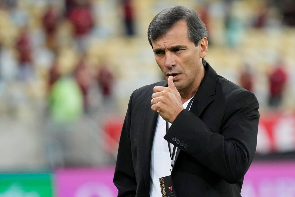 """""""We think we've alive, that's what we feel,"""" he says before the resumption against Flamenco at the Barcelona SCD Copa Libertadores 
