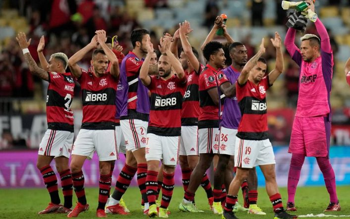 With solid and determined performance, the Flamenco Copa Libertadores advanced to the final '|  Football |  Sports