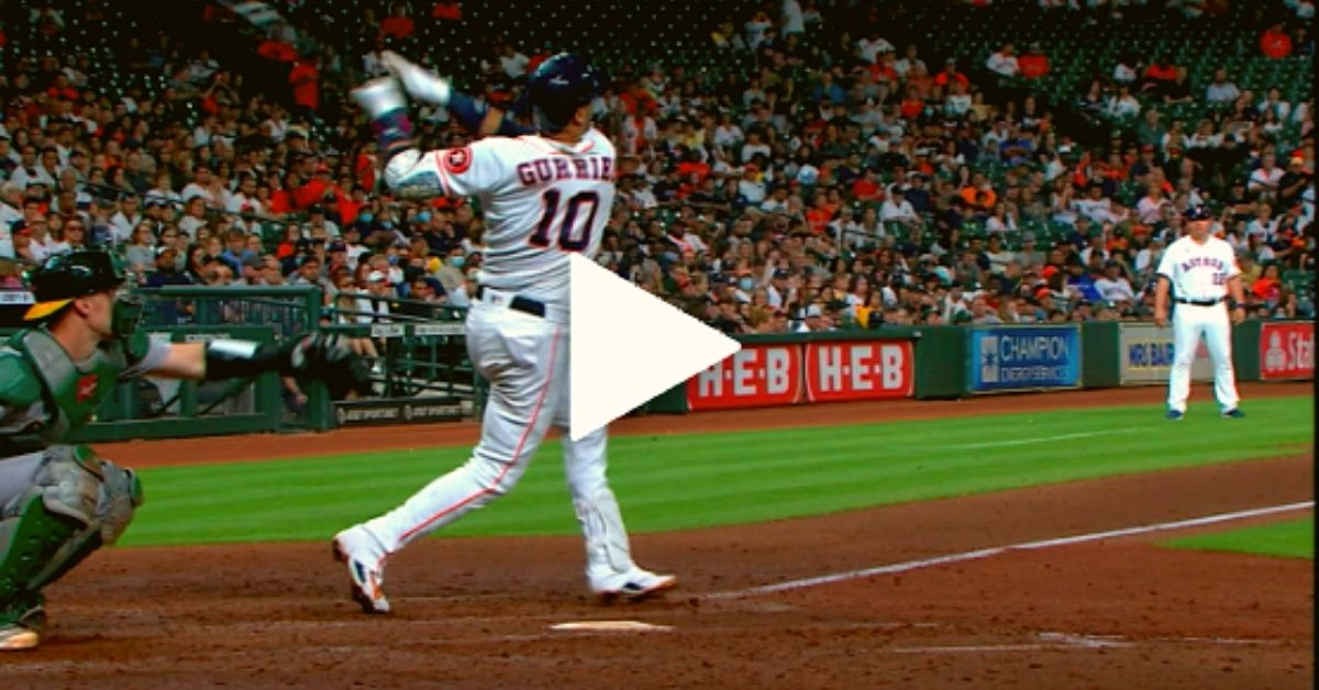 Yuli Courier sent Johnson a replay – complete swing