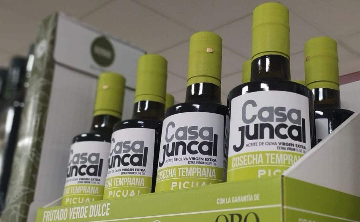 Mercadona olive oil is awarded as one of the best olive oil in the world