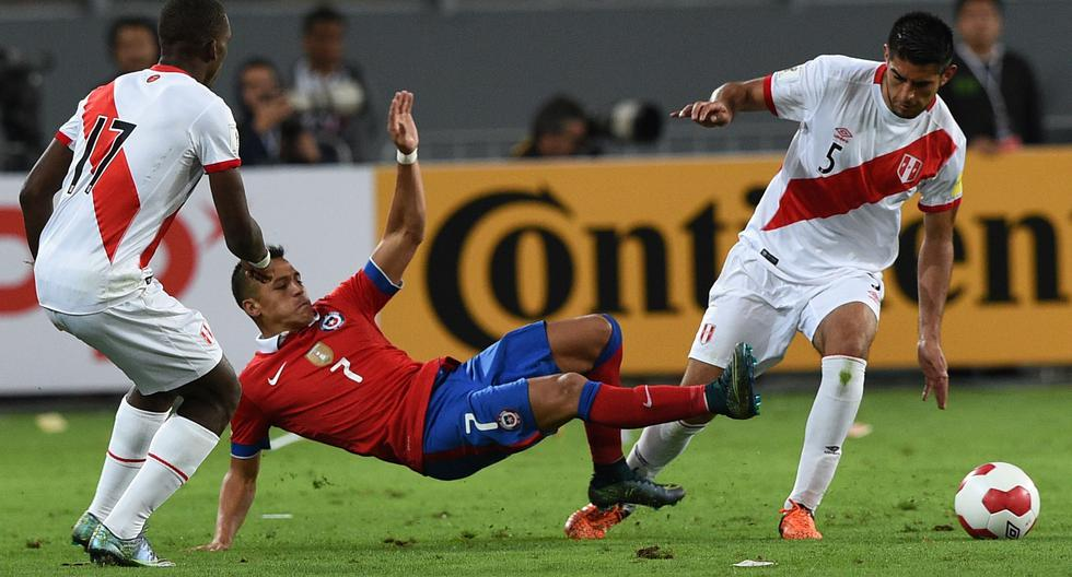 Chile vs.  The Peruvian official confirmed the formation of the Chilean team for the Qatar 2022 qualifiers |  Chile squad |  Chapter |  NCZD DTBN |  Total Sports