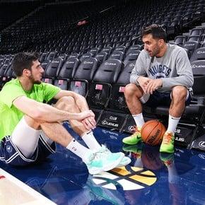 NBA: Bolmaro won a pre-season duel against Campazzo