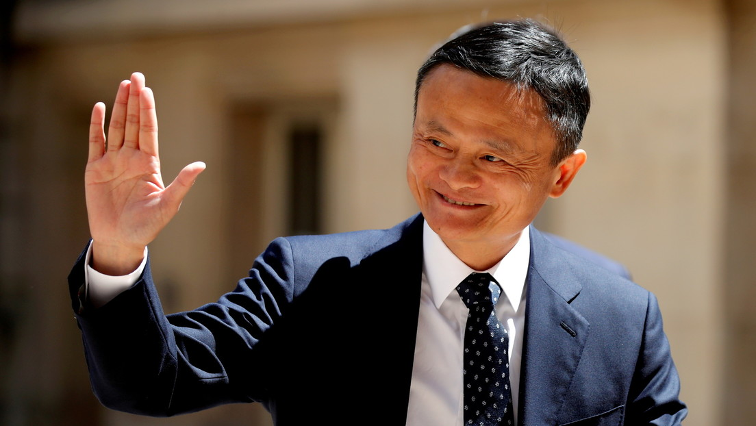 Jack Ma, the billionaire and founder of Alibaba, is making a comeback in Hong Kong