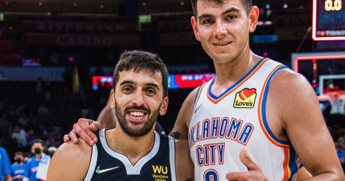 Dick stayed in the Argentine duel against Campazzo