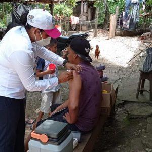 Salud reporta 22,313 vacunas contra el COVID-19 administradas el sábado