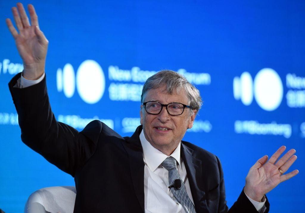 """Microsoft and Bill Gates' """"Inappropriate Behavior"""""""