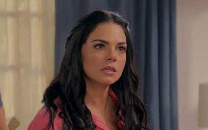 Chapter 81: Fernanda confronts Octavio and reveals all his secrets |  TV series Televisa |  Mexico |  Fame