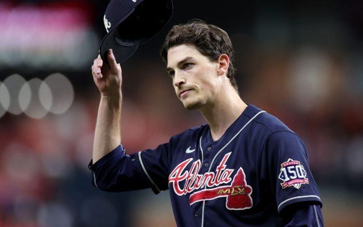Pitcher Max Fried 'fried' for Atlanta Braves