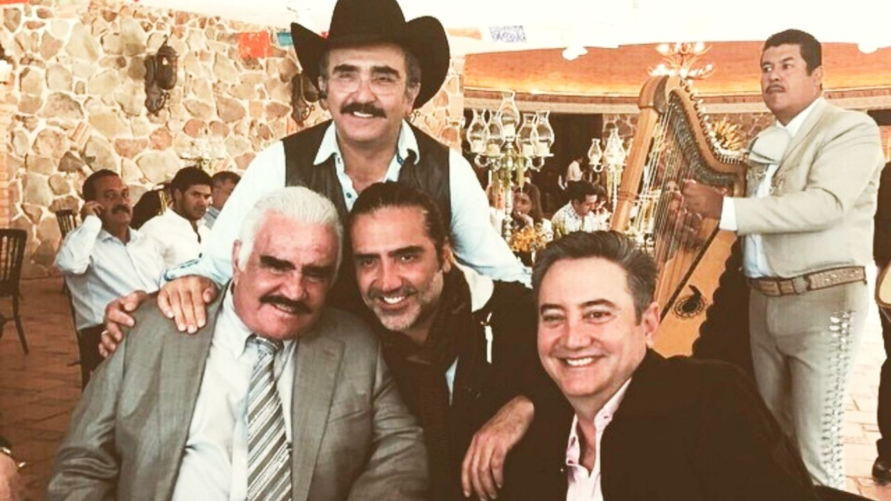 A tough fight in the Fernandez family for the health of Vicente Fernandez