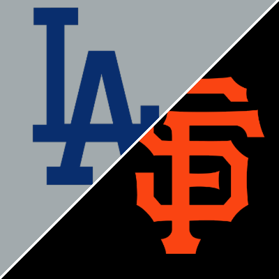 Against the Dodgers.  Giants – Sports Report – October 9, 2021