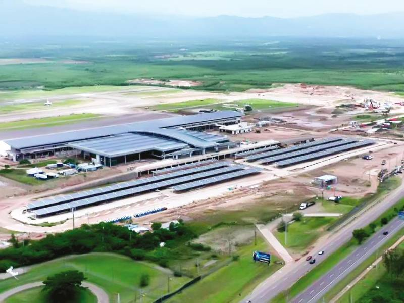 Airlines begin relocation in Palmerola