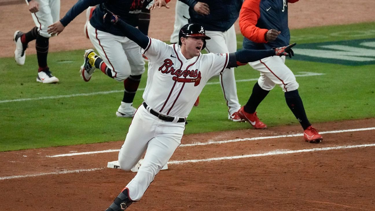 Atlanta Braves could not beat Los Angeles Dodgers by opening the SCLN