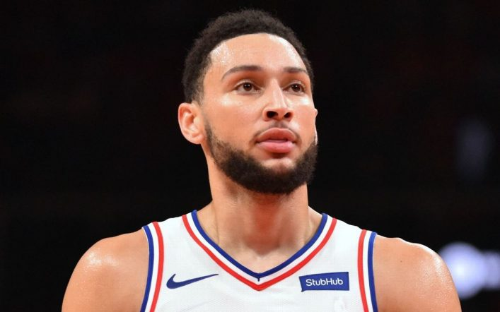 Ben Simmons, who is eligible to join the Philadelphia 76ers, will not play in the final pre-season game