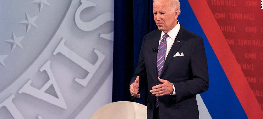Biden vows to protect Taiwan, while China acts with caution