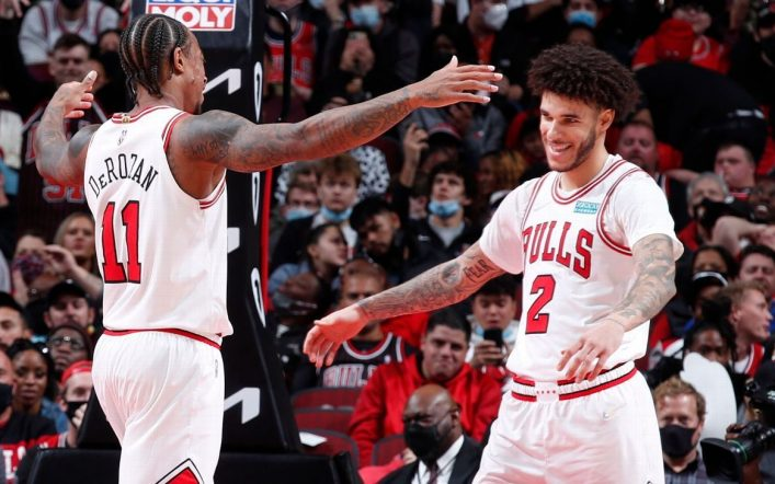 Chicago Bulls started 4-0 for the first time since Michael Jordan's tenure