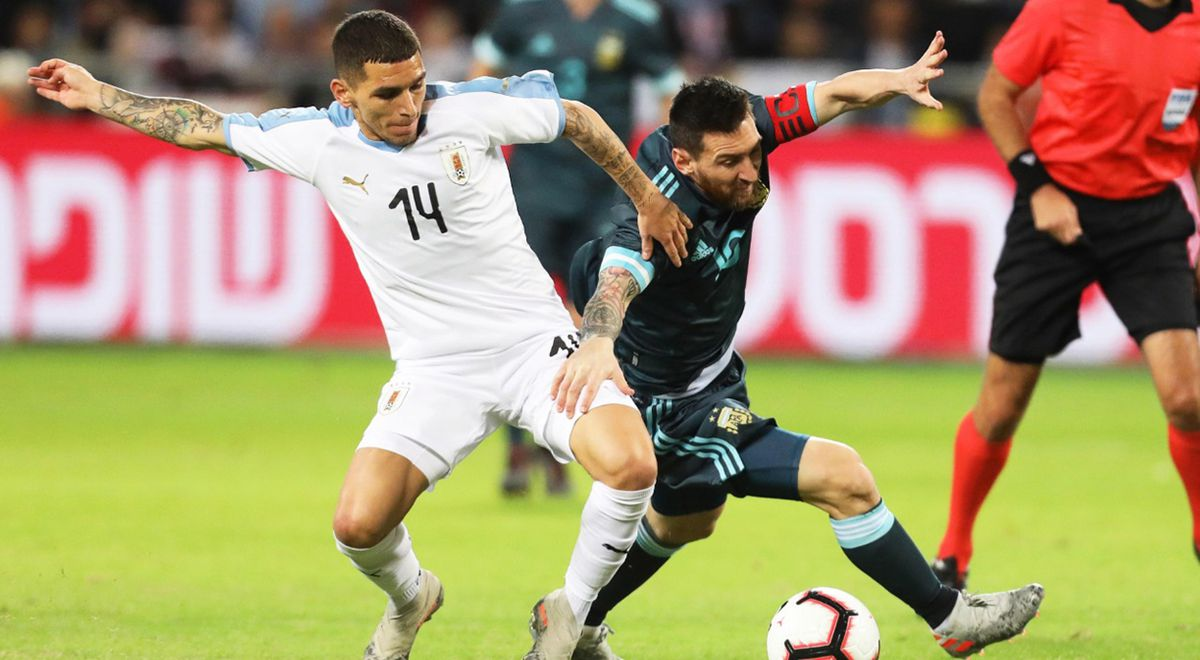 HERE TyC Sports LIVE FREE: Watch Argentina vs Uruguay live qualifiers Qatar 2022 Watch TyC Sport ONLINE online TyC Sports Play on Youtube Tycsports anytime you play South American football qualifier history broadcasting channel free aporogol futbollibre.net tyc sports live tvlibre Qualification Standings Qatar 2022 |  Sports