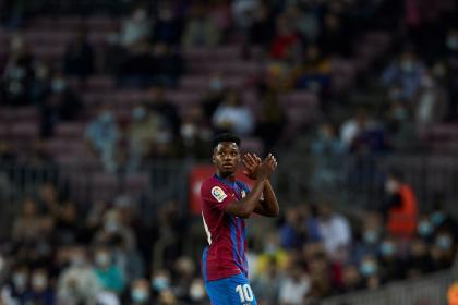 How much will Ansu Fati win in Barcelona?  |  La Liga