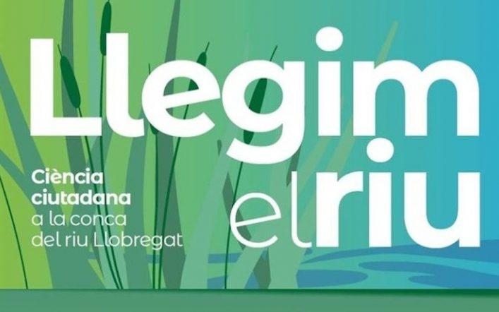 L'Hospitalet participates in the citizen science project Llegim el riu