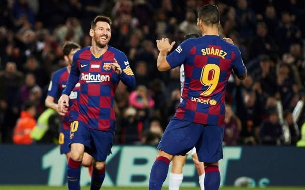 La Liga |  Luis Suarez: Messi wanted to retire at Barcelona