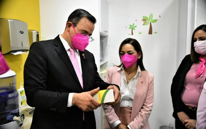 Marco Bonilla leads the opening of the breastfeeding space at IMPLAN chihuahua maternity – El Heraldo de Chihuahua