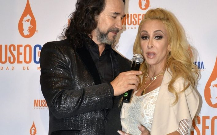 """On the verge of divorce?  After 28 years together, """"Al-Baqi"""" wife is a powerful inspiration on Azteca TV"""