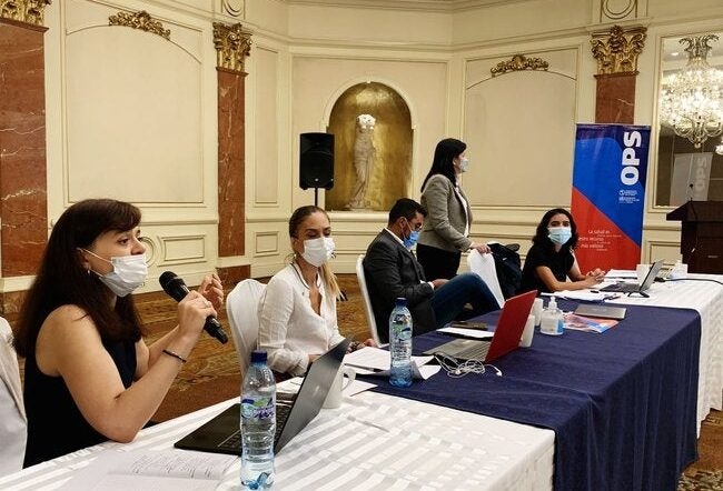 PAHO/WHO and Department of Public Health and Social Assistance work together to pursue strengthening surveillance of influenza and SARS-2 virus – PAHO/WHO