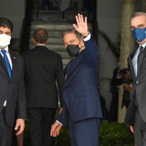 Presidents propose disarmament of Haiti
