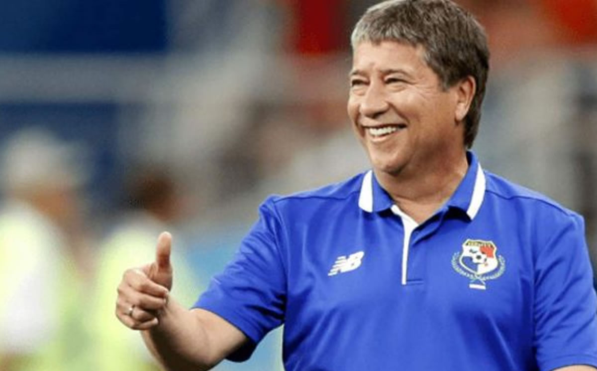 Pulillo Gomez is the new coach of the Honduran national team