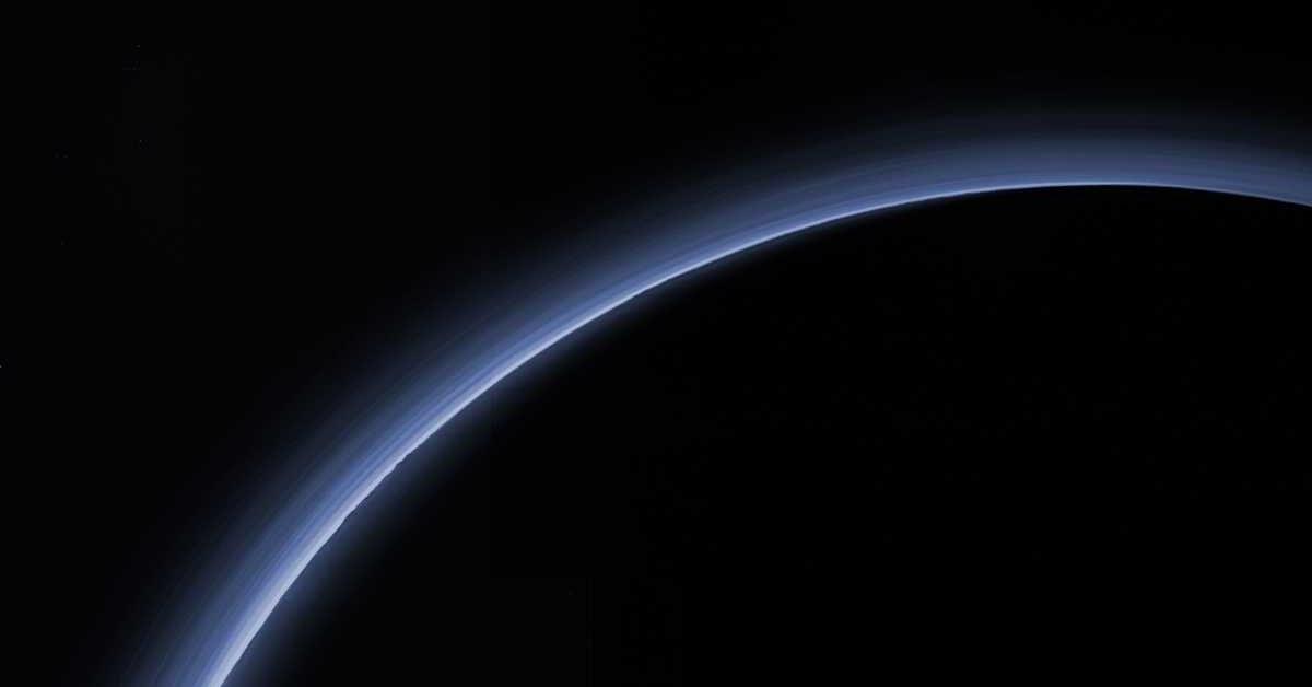 Science.  – Low density of atmosphere has been confirmed on Pluto