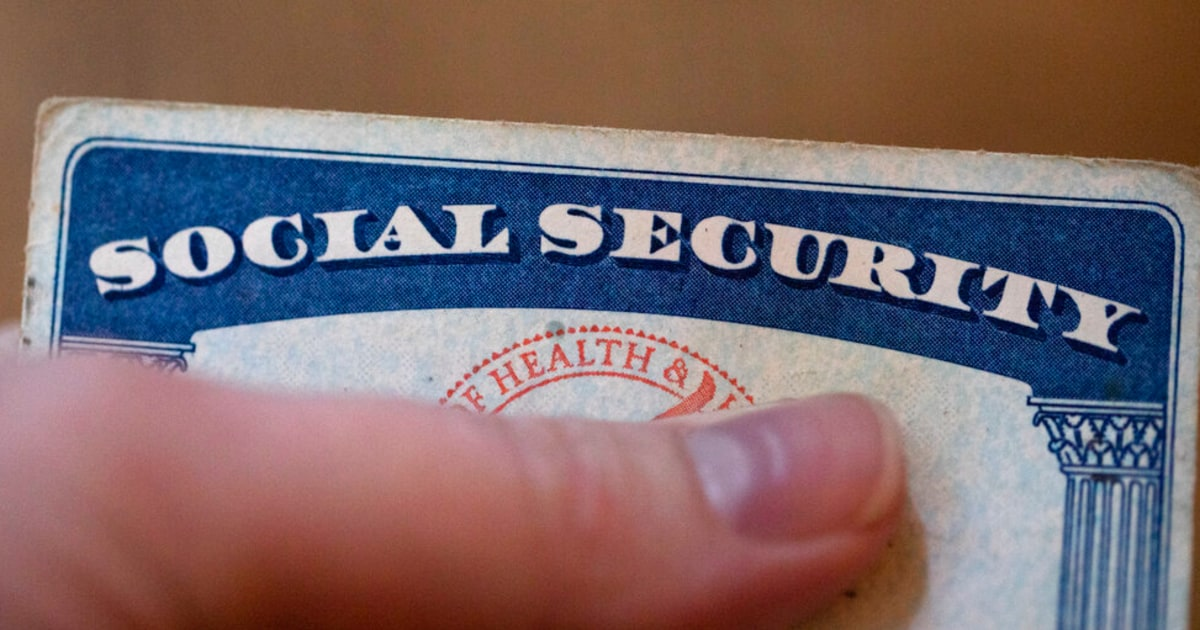Social Security checks will rise 5.9% in 2022 due to higher inflation