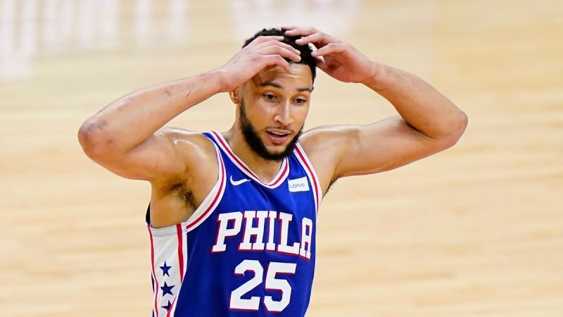 Sources say 76 team members are making progress in talks with Ben Simmons for a possible return
