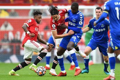 Summary of Manchester United vs Everton 1-1 Premier League 2021-22    Premier League