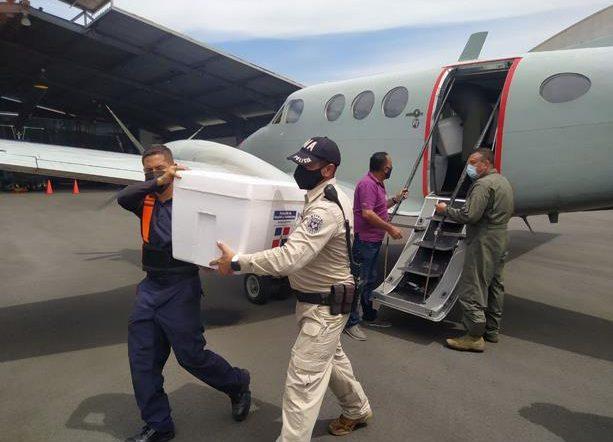 The Dominican Republic donates 56,800 vaccines from AstraZeneca to Costa Rica