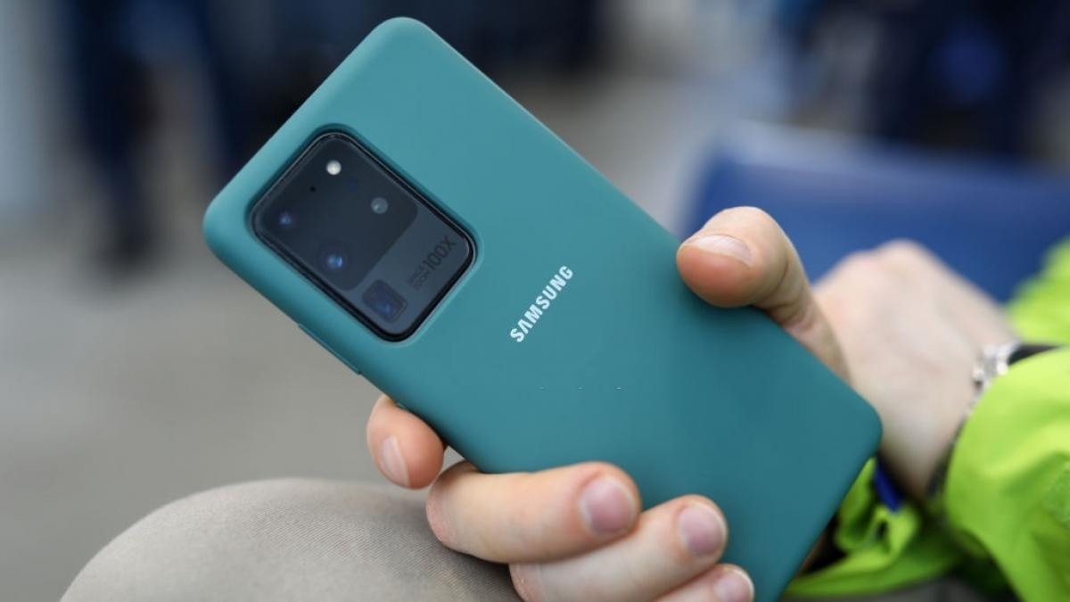 The trick to make videos on your Samsung Galaxy take up less space
