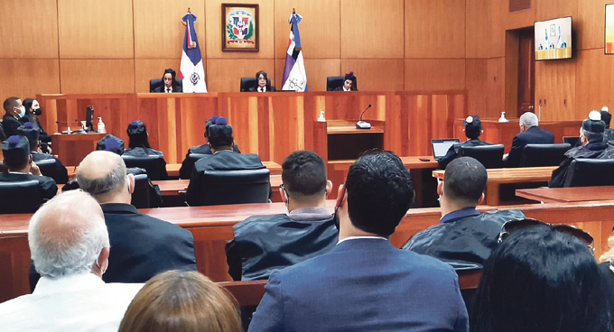 They criticize the ruling in the Odebrect case