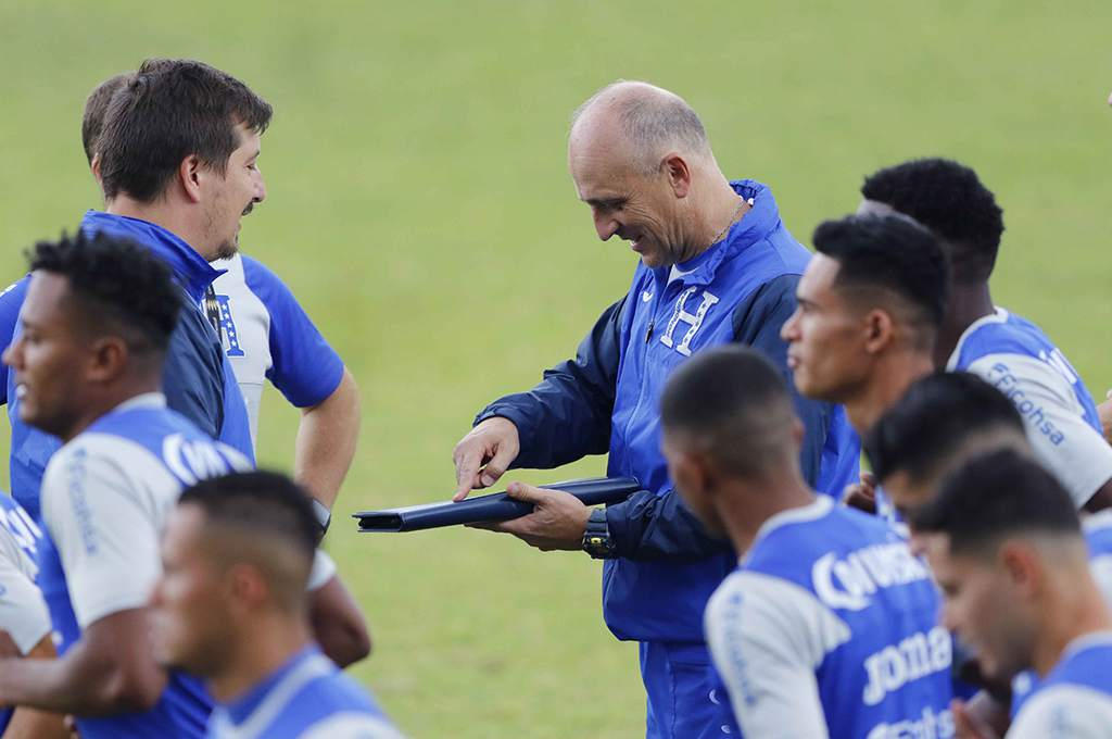 This will be the agenda for Honduras next week in the qualifying rounds – Diez