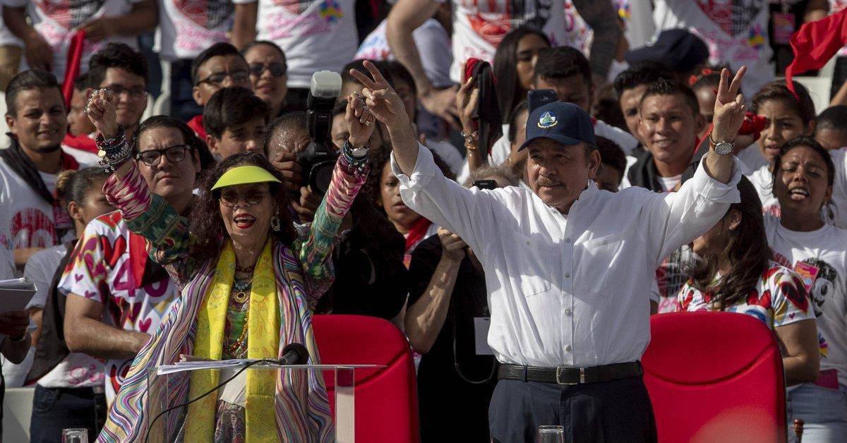 U.S. senators have called for pressure on the regime of Daniel Ortega in Nicaragua