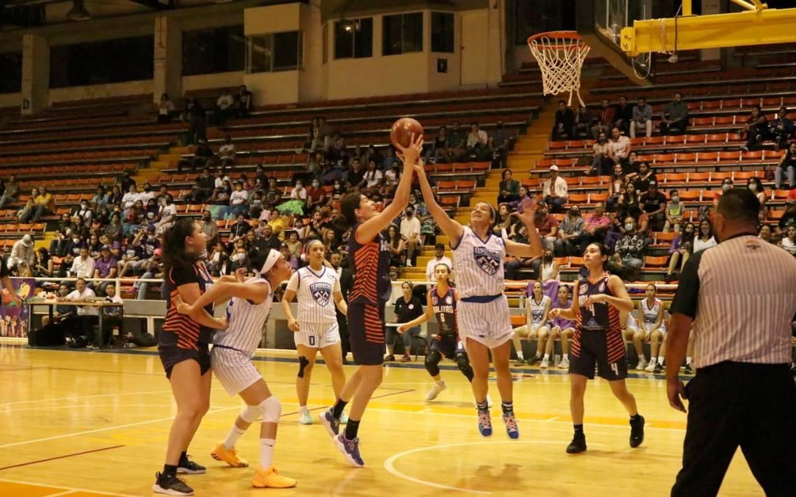 Unstoppable Teporacas CUU, Manzaneras and Cerveceras in women's basketball – El Heraldo de Chihuahua