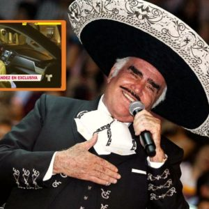 Vicente Fernandez: How is Chianti's health today, Sunday, October 24?     Video