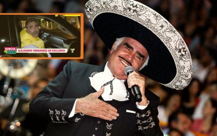 Vicente Fernandez: How is Chianti's health today, Sunday, October 24?  |  Video