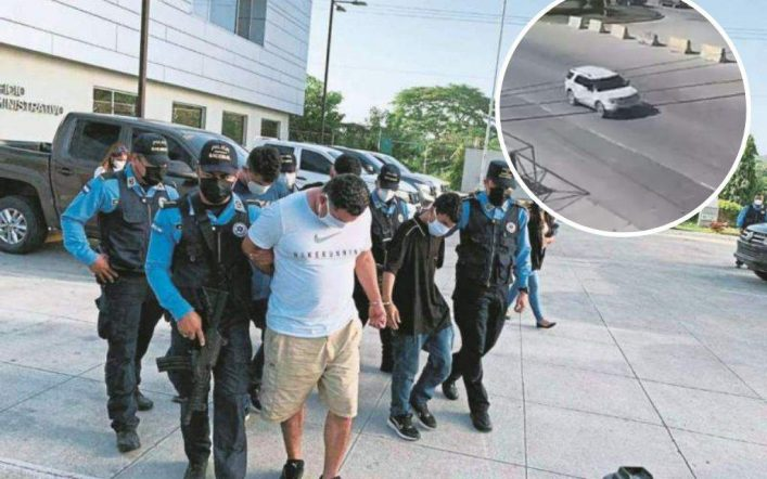 """Video: This was the persecution and arrest of the members of the band """"Los Tiktokers 2.0"""""""