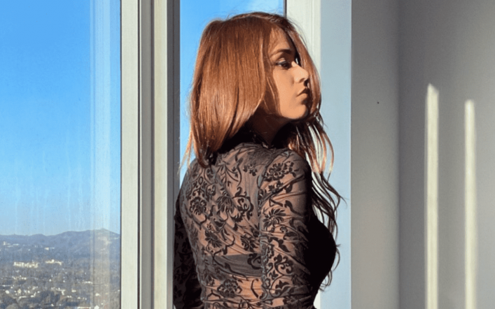 Yanet García takes pride in her fascination with New York in the background